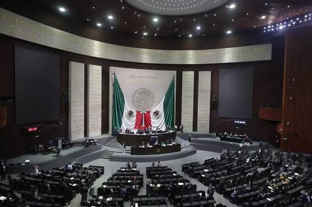 Asumen 21 nuevos legisladores de Puebla en San Lázaro