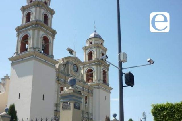 Costarán 6 mdp cámaras de vigilancia para Tehuacán
