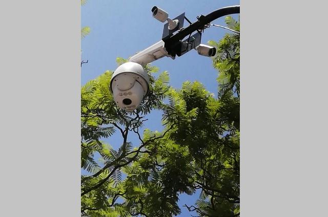 De 172 cámaras de seguridad solo 8 funcionan en Tehuacán