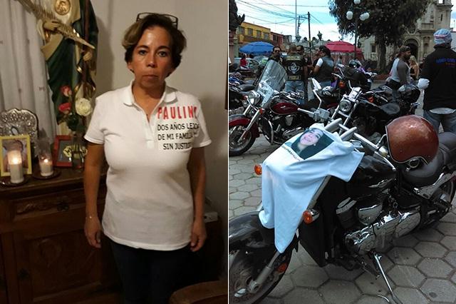 Más de 2 años tarda FGE sin analizar posible cadáver de Paulina Camargo