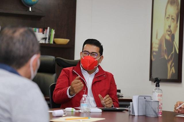 Encuestas avaladas por IEE medirán a aspirantes en el PRI: Camarillo