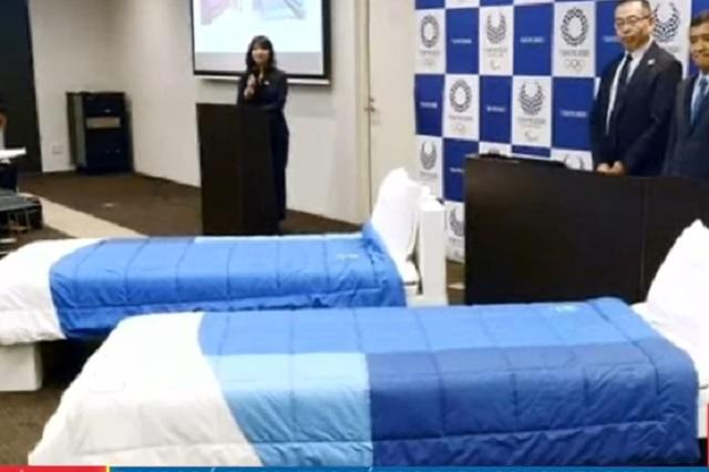 Tokio 2020 tendrá camas especiales para evitar el sexo
