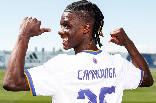 Camavinga, el refugiado angolano que jugará con el Madrid