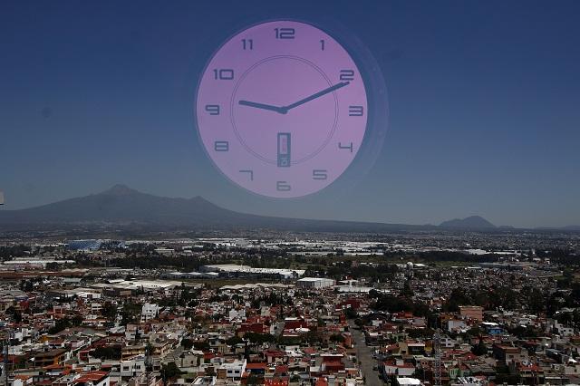 Ajustarán relojes de aeropuertos de ASA por Horario de Verano
