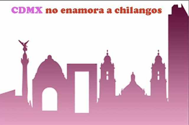 Cambio de DF a CDMX no enamora a ciudadanos