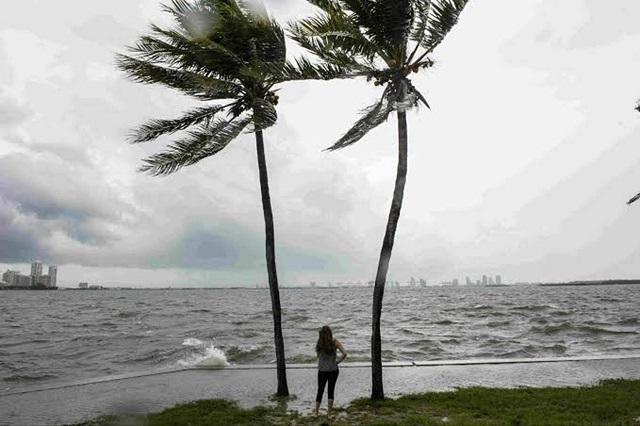 Comunidades costeras, vulnerables a los efectos del cambio climático