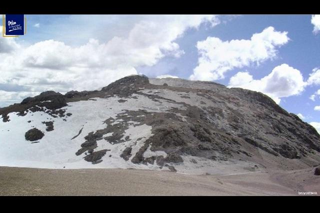 Expertos de América Latina advierten el serio retroceso glaciar en la región