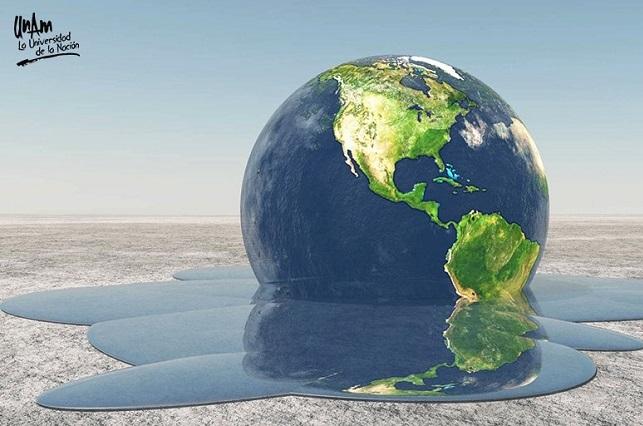 Cambio climático, síntoma de expansión desequilibrada