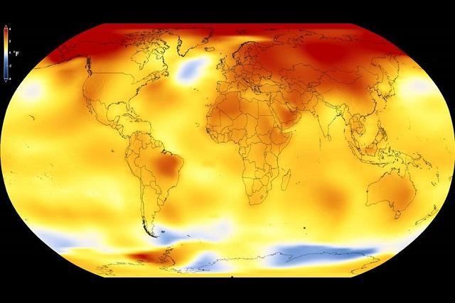 NG invita a tomar conciencia sobre el cambio climático