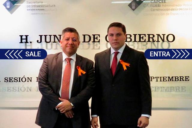 Llega Gámez a Infraestructura; Luna acusa intereses contra la 4T