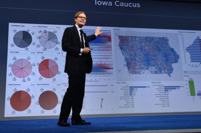 Datos básicos para entender la manera de operar de Cambridge Analytica