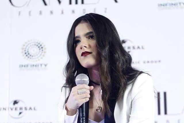 Camila Fernández dedica canción a Alejandro Fernández por su cumpleaños