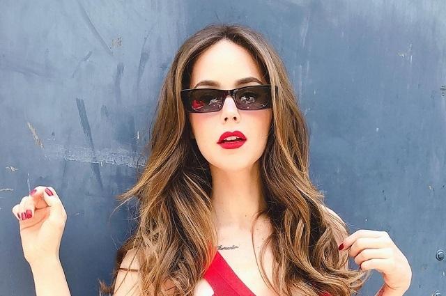 Fotos: Así se ve Camila Sodi como la nueva Rubí de Televisa