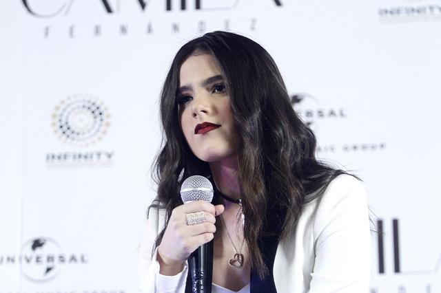 Camila Fernández, hija del Potrillo, lanza sencillo Mío