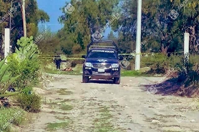 Rocían gasolina y queman vivo a presunto ladrón en Tecamachalco