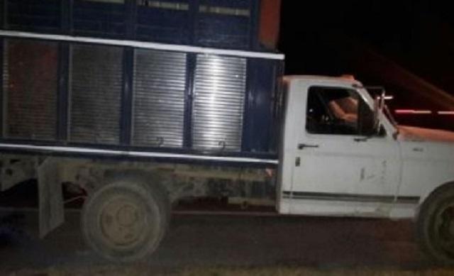 SSP decomisa 3 mil litros de gasolina Y 7 camionetas para transportarla