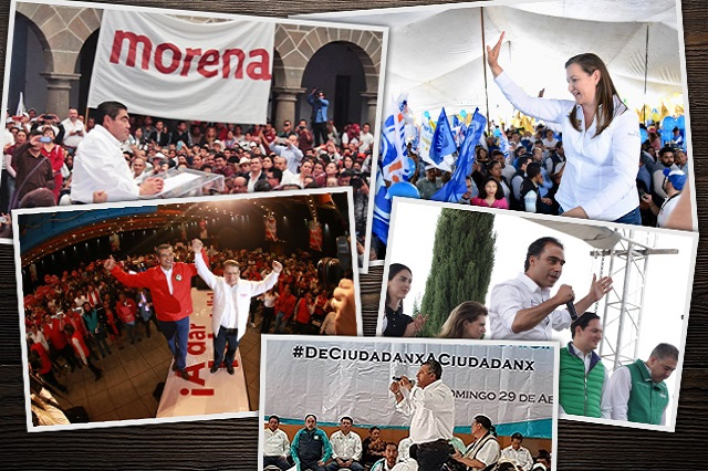 Anular concesión del agua, el primer round por Casa Puebla