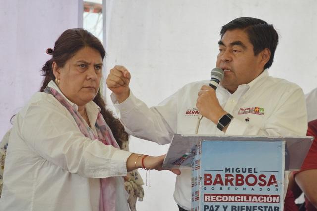 Ni perdón ni olvido a ex gobernantes corruptos: Barbosa