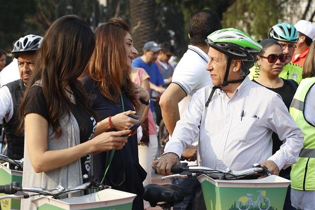 Va Cárdenas por 4 líneas de Ruta y 250 km de ciclovías