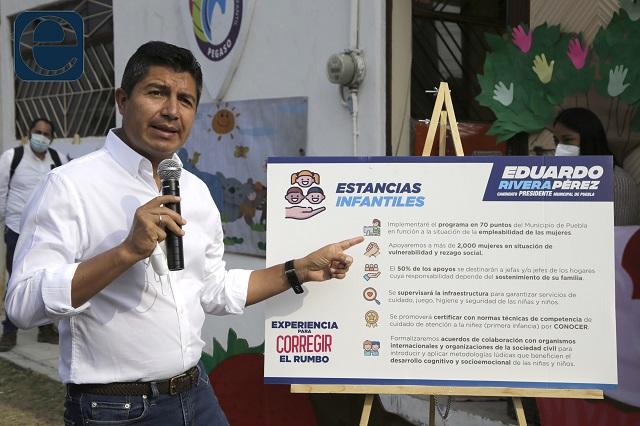 ...Y Rivera Pérez dice que lo apoyan militantes morenistas