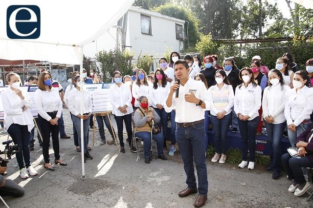 Eduardo Rivera se concentrará en propuestas, en el debate