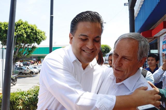 PAN sí dio todo su apoyo a Cárdenas: Damián Zepeda