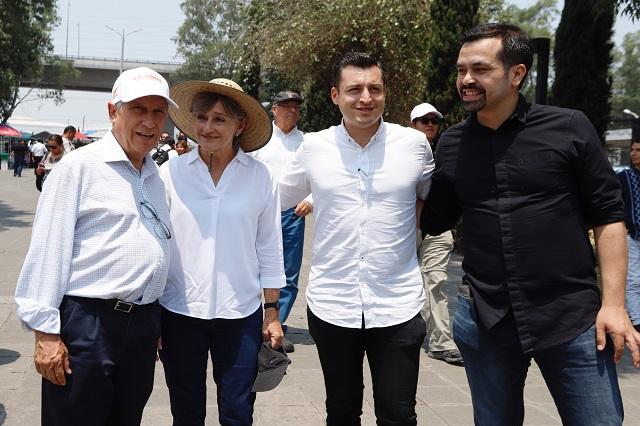 Hay estrategia contra Cárdenas con tema de su patrimonio: Colosio