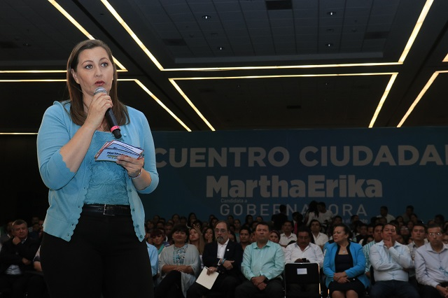 El Hermanos Serdán o el Zaragoza, opciones para cierre de Martha Erika
