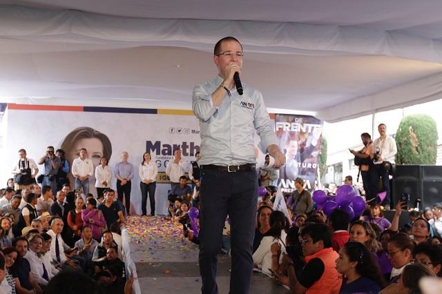 Ricardo Anaya propone aumentar el salario mínimo a 190 pesos