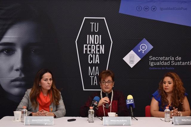 Incumplen 6 municipios con Alerta de Género en Puebla