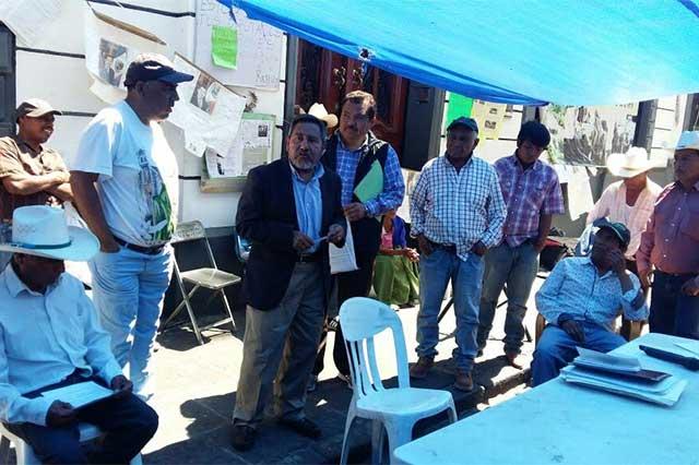 Harán campaña internacional de denuncia contra edil de Jolalpan