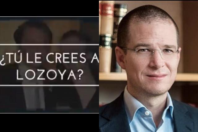 Polémica campaña del PAN busca desacreditar confesiones de Emilio Lozoya