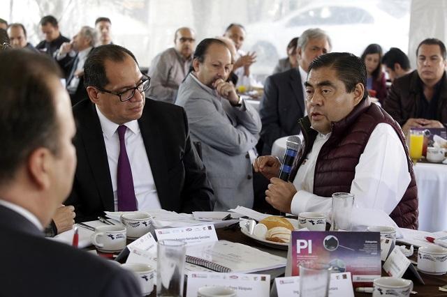 No habrá represión ni otro Chalchihuapan, promete Barbosa