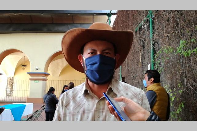 En Tehuacán recuperan 750 hectáreas de elote y chile miahuateco