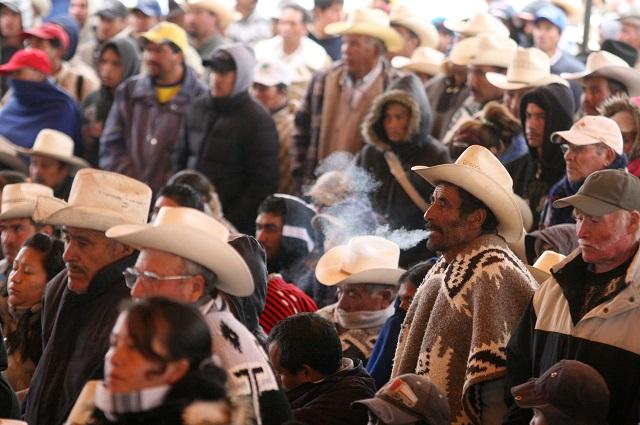 Cuenca Libres- Oriental padece heladas y nulo apoyo oficial