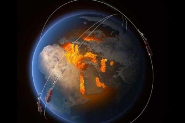 Revelan que campo magnético de la Tierra se debilita más rápido de lo pensado