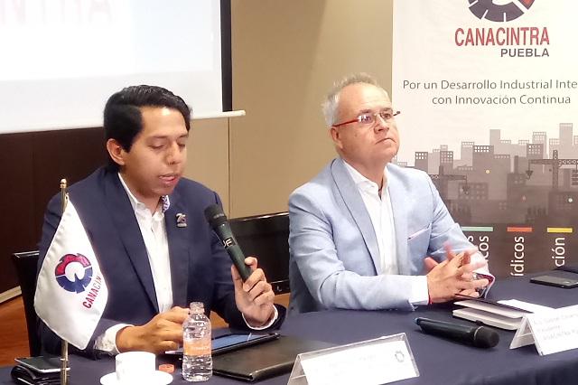 Concesiones Integrales excede sus facultades, acusa Canacintra