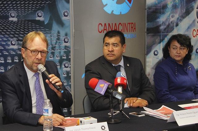 Sugiere Canacintra un clúster automotriz que incluya a Puebla