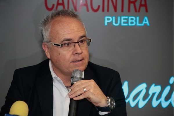 Va Canacintra por proveeduría para Sedena y Semar en Puebla