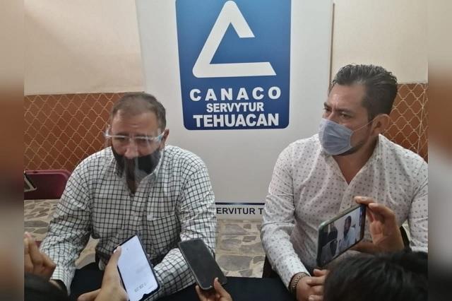 Canacintra realiza jornada de vacunación contra la influenza en Tehuacán