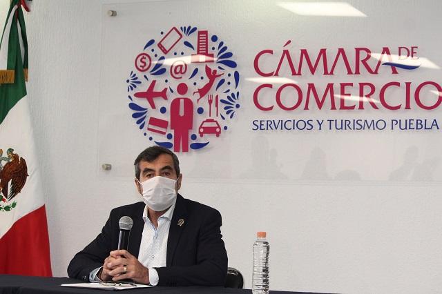 En medio de la crisis cumple Canaco Puebla 131 años