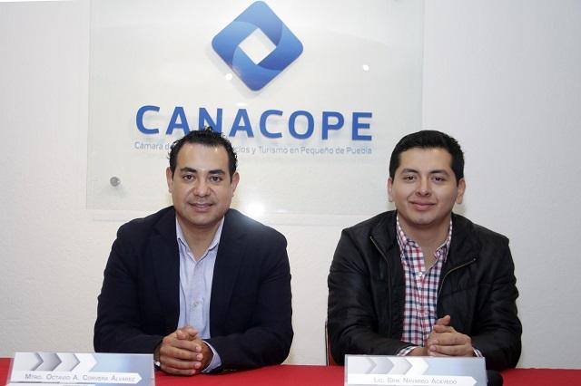Eligen a Erik Navarro Acevedo como nuevo presidente de la Canacope