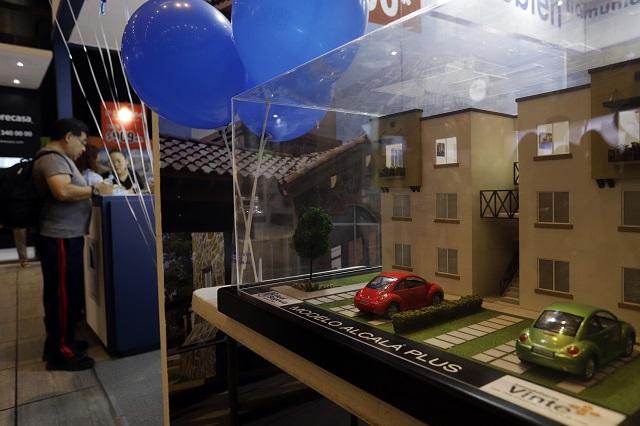 Piden más subsidio para vivienda económica en Puebla
