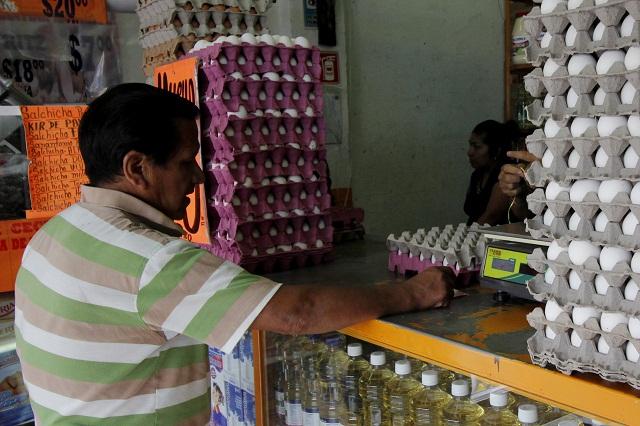 Índice de precios al consumidor rebasó ya el porcentaje anual 2016