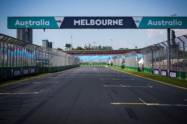 F1: Gran Premio de Australia también sale del calendario