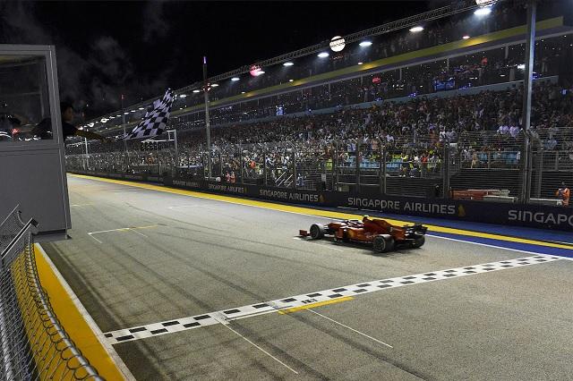 F1 cancela GP de Singapur debido a propagación de Covid-19