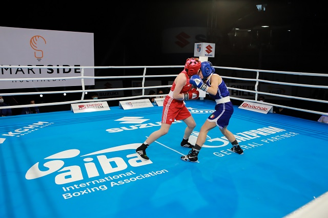 Foto: Twitter / @AIBA_Boxing