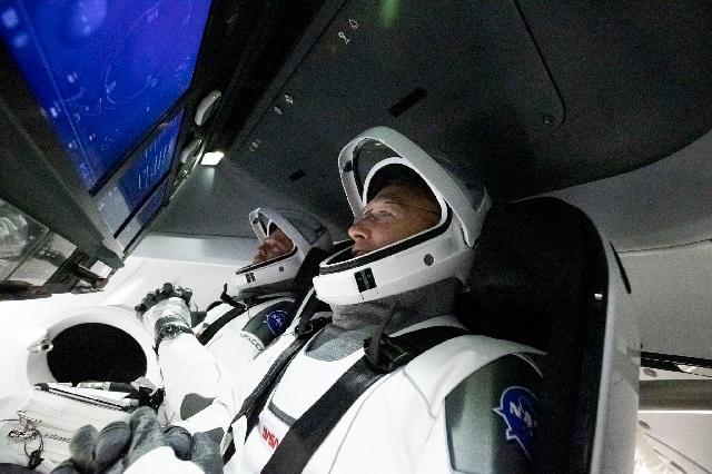 Posterga la NASA para el sábado lanzamiento del Dragon Crew por mal clima
