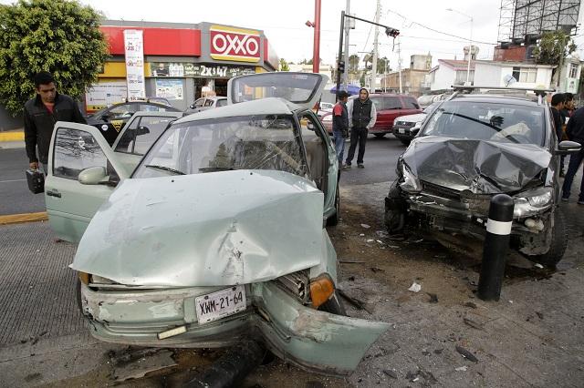Cancelarían licencia por causar muertes al conducir ebrios