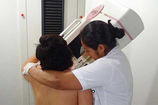 Cáncer de mama, entre las principales causas de morbilidad hospitalaria
